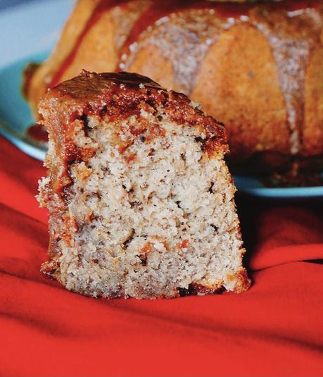 BUNDT CAKE DE BANANA