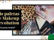 Makeup REVOLUTION: colección paletas