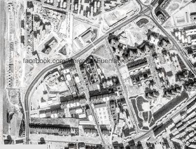 Barrio de Parque Granada en 1984