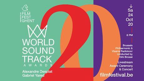 World Soundtrack Awards: 20 Aniversario