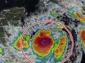 """tormenta tropical """"Zeta"""" aumenta fuerza Caribe"""