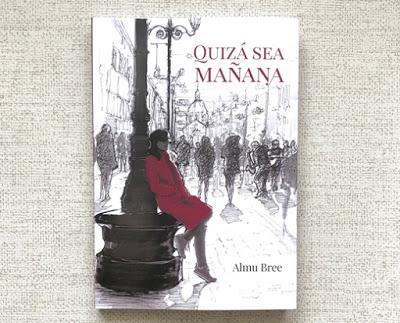 Almu Bree: «La publicación del libro ha supuesto una liberación para mí»
