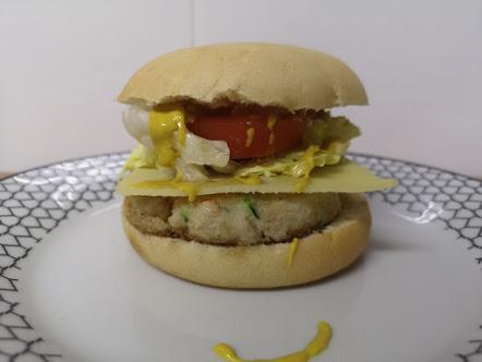 Hamburguesa Vegana II