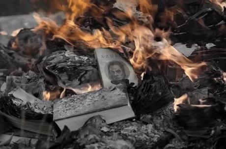 La quema de libros o la fobia de los retrogrados a la Cultura