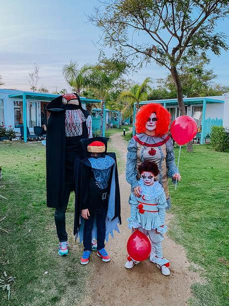 Fin de semana de Halloween en Alannia Resorts