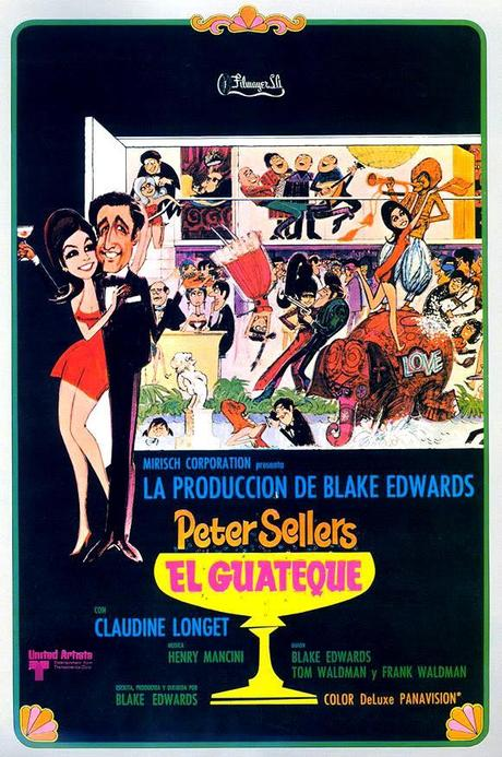 EL GUATEQUE - Blake Edwards