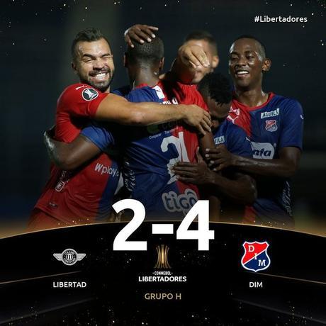 CONMEBOL Libertadores 2020: termino la zona de grupos y fueron sorteados los octavos de final.