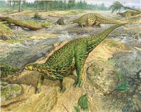 Cambios a Scelidosaurus harrisoni