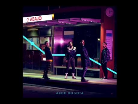 Arde Bogotá, a lo 'Trainspotting' en el teaser de 'Abajo'