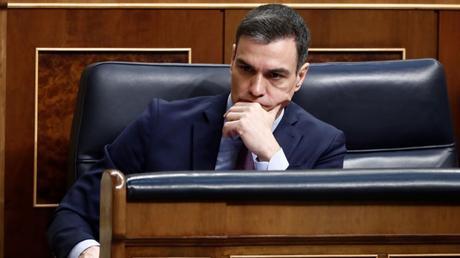 Pedro Sánchez, a punto de secuestrar a España