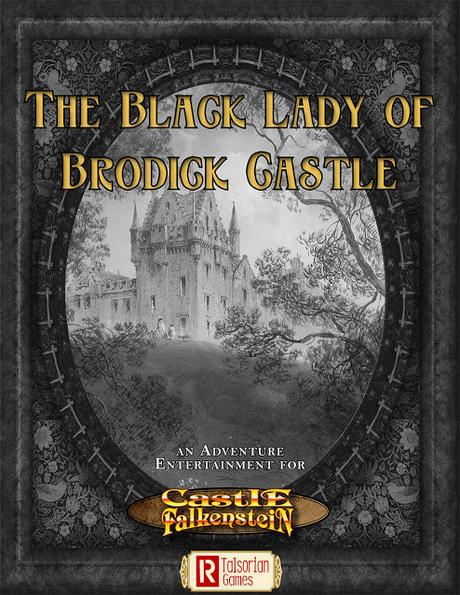 The Black Lady of Brodick Castle, de R. Talsorian Games Inc.