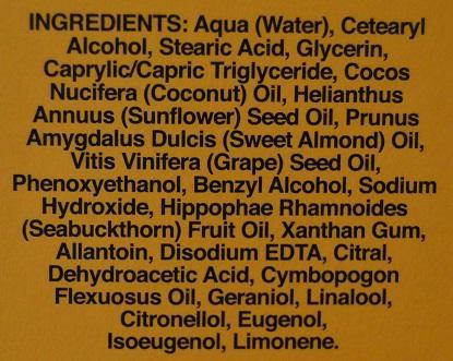 "El bálsamo multiuso ""Lemon Superfood All-in-One Rescue Butter"" de DR.BOTANICALS"