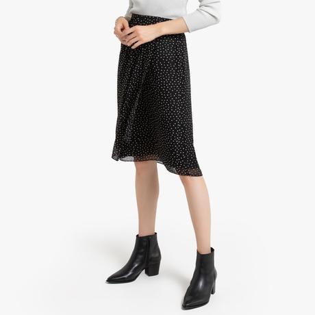 Faldas Estampadas Rectas