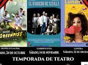 teatro vuelve Sierra Oeste Madrid