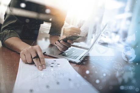 Casi el 30% de las facturas electrónicas proceden de empresas del Sector Secundario