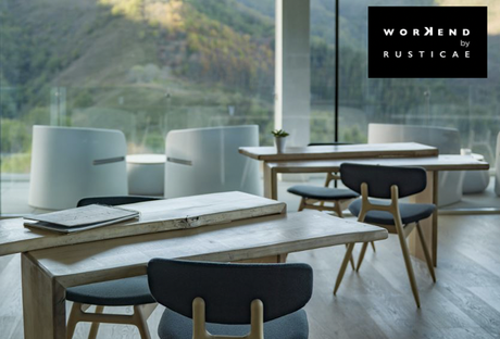 Rusticae convierte sus alojamientos en la oficina de los nuevos nómadas digitales