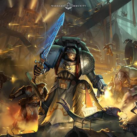 Warhammer Community: Resumen breve de hoy.
