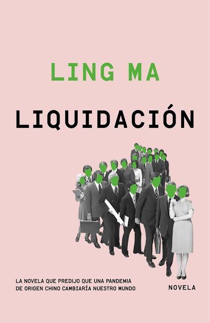 'Liquidación', de Ling Ma
