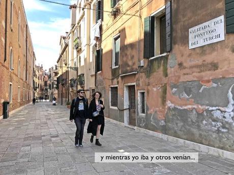Un viaje a Venecia