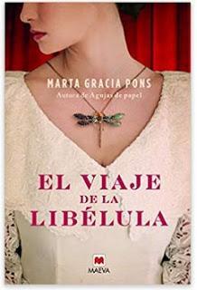 «El viaje de la libélula» de Marta Gracia Pons