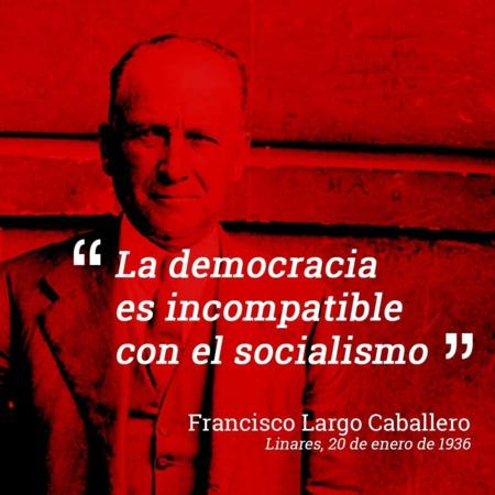 La democracia española es asesinada entre aplausos.
