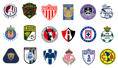 Calendario de la jornada 16 del futbol mexicano