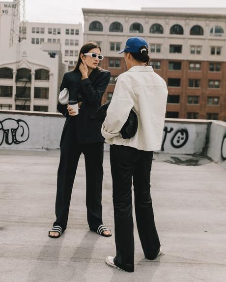 Street Style Fall Winter 2020 Los Angeles