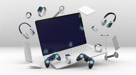 Ordenadores juegos e informática