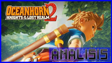 ANÁLISIS: Oceanhorn 2 Knights of the Lost Realm