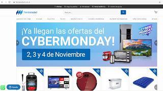 Cyber Monday del Banco Ciudad