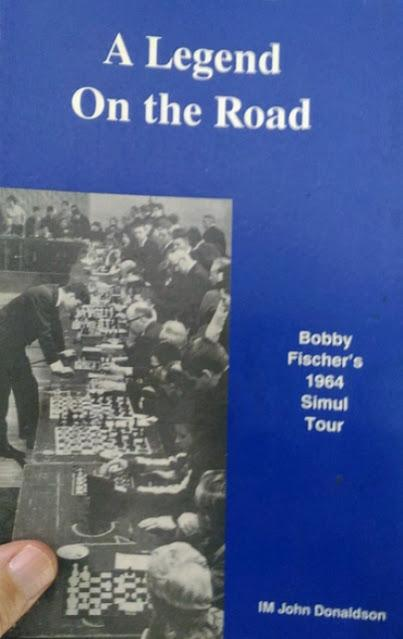 El baúl de los recuerdos (18) - Fischer vs Kraft, Fischer Tour sim Denver, 26.04.1964