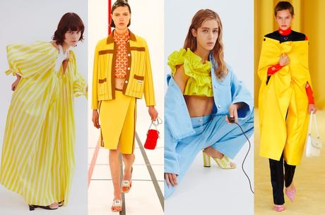 amarillo color de moda 2021