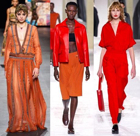 colores calidos moda pv 2021