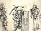 Warrior, Rogue Mage, Stargazer Games