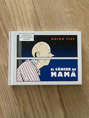 Un cómic sobre cáncer.     Mom's cancer.     媽媽的癌症。