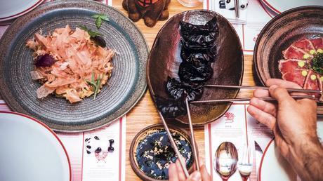 6 restaurantes para disfrutar de la cocina asiática