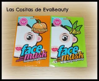 Compras belleza low cost en Primor-Mascarilla facial coreana Bling Pop