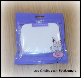 Compras belleza low cost en Primor-Esponja limpiadora facial MOI
