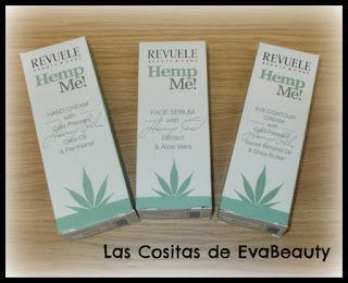 Compras belleza low cost en Primor-Gama Hemp Me! de Revuele