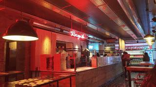 Pizza Station en Burgos
