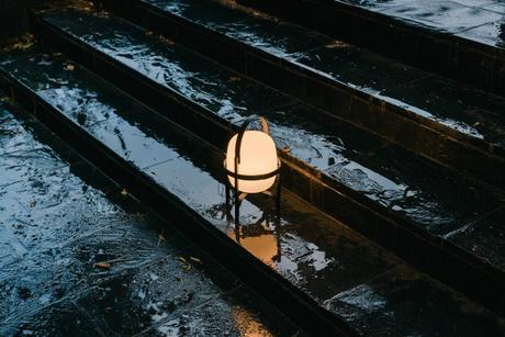 spanish lamps spanish design Santa&Cole Santa y Cole rechargeable battery lamp portable lamp outdoor lamp miguel milá light design lámparas portátiles lámparas inalámbricas lámparas de diseño design lamps Cestitas cestas Alubat