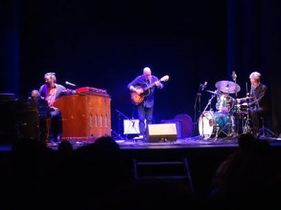 Julián Maeso Organ Trio 06/11/2020 Teatro Apolo (Almería).