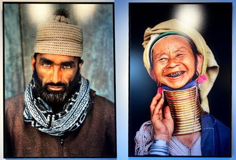 RETRATOS - Steve McCurry
