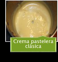 CREMA PASTELERA CLÁSICA