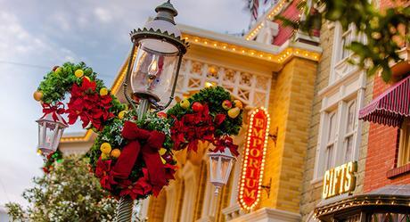 Navidad en Disney World