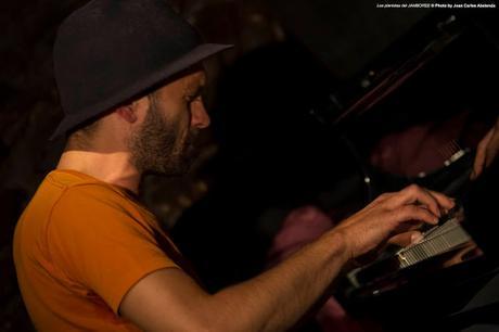 FOTO-Los pianistas del JAMBOREE-GIOVANNI DI DOMENICO