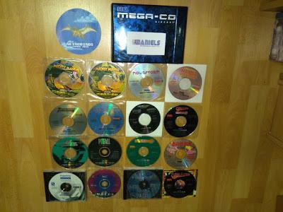 coleccion mega cd daniels