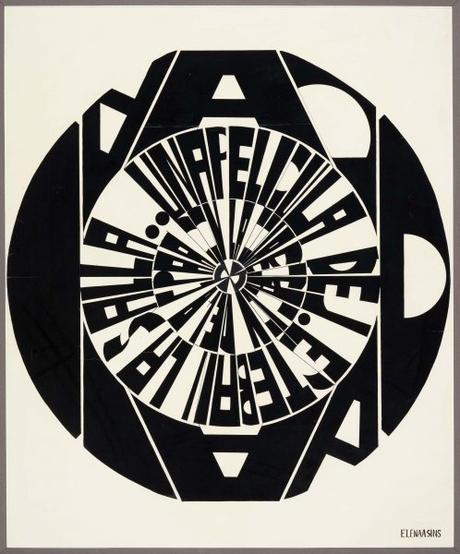 Elena Asins, los fundamentos matemáticos del arte