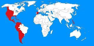 El súbito derrumbe del primer imperio español