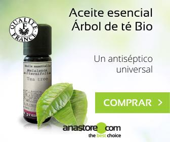 Aceite esencial Árbol de té Bio